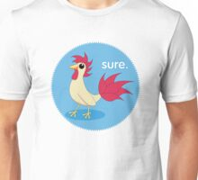 Cocksure Rooster Unisex T-Shirt