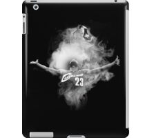 LeBron James  - Lion Powder Toss iPad Case/Skin