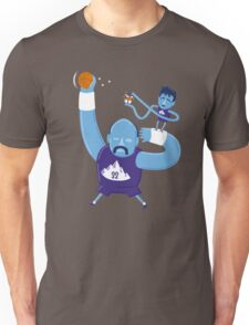 Stockton to Malone Unisex T-Shirt