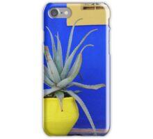 moroccan  blue  iPhone Case/Skin