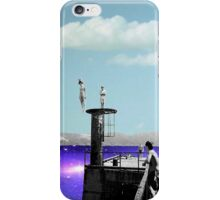 take the Plunge iPhone Case/Skin