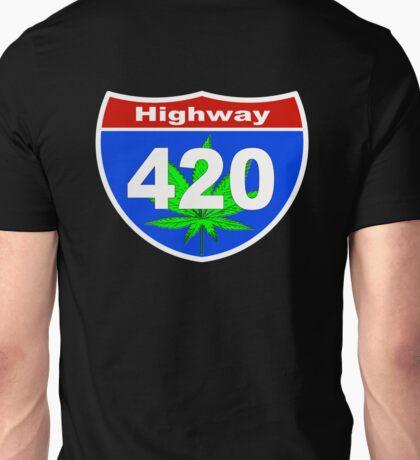 Highway  420 Unisex T-Shirt
