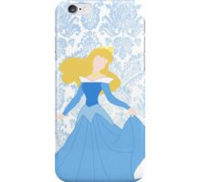 Aurora- Blue Dress iPhone Case/Skin