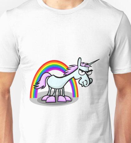 Angry Unicorn Unisex T-Shirt