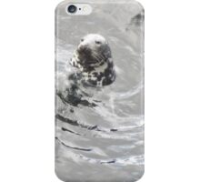 Seal with a kiss... iPhone Case/Skin