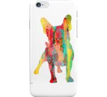 French Bulldog 9 iPhone Case/Skin