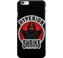 Hyperion Shrike iPhone Case/Skin