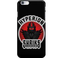 Hyperion Shrike iPhone Case/Skin