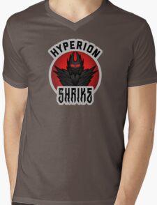 Hyperion Shrike Mens V-Neck T-Shirt