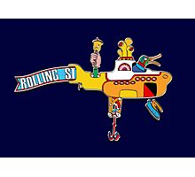 Yellow Submarine (sea of monsters) Photographic Print