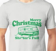 Merry Christmas Griswold Shitters Full Unisex T-Shirt