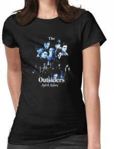 The Outsiders Movie Poster Womens Fitted T-Shirt