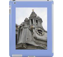 Old Bird Woman iPad Case/Skin