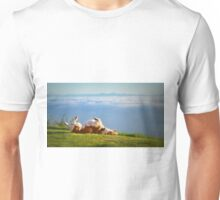 Ecstasy with nature Unisex T-Shirt
