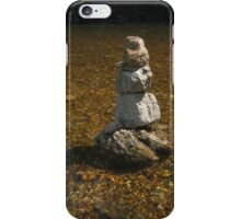 North Fork cairn iPhone Case/Skin