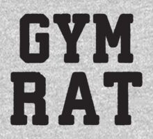 Gym Rat by Fitspire Apparel