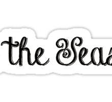tis the season Sticker