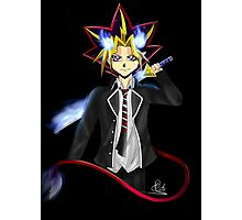 Yami Yugi ao no exorcist Photographic Print