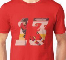 #13 - Johnny Hockey Unisex T-Shirt