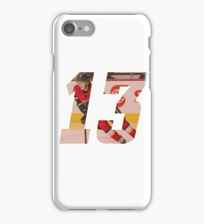 #13 - Johnny Hockey iPhone Case/Skin