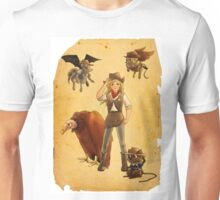 Tammy And her Little Critters Unisex T-Shirt