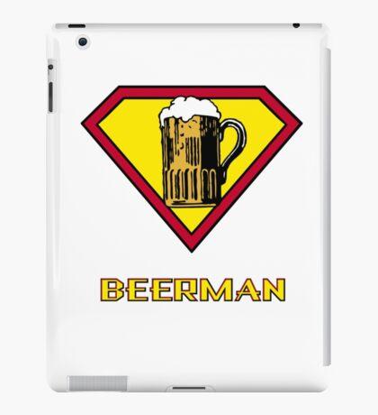 Beerman Superman Parody iPad Case/Skin