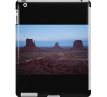 Twilight At Monument Valley iPad Case/Skin