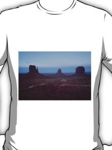 Twilight At Monument Valley T-Shirt