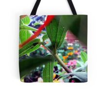 Plant Stalk Tote Bag