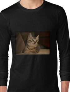 Dreams Of Beyond The Door Long Sleeve T-Shirt