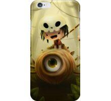 Cyclops Spider iPhone Case/Skin