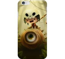 Cyclops Spider iPhone Case/Skin