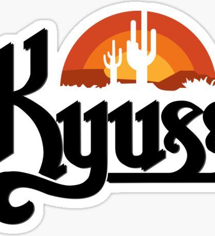 Kyuss  Sticker
