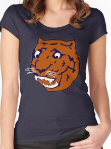 Detroit Tigers Logo 1927 shirt Women's Fitted Scoop T-Shirt