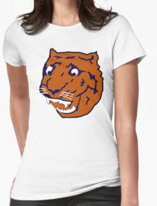 Detroit Tigers Logo 1927 shirt Womens Fitted T-Shirt