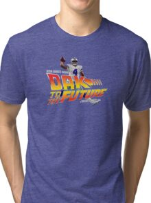 Dak to the Future Tri-blend T-Shirt