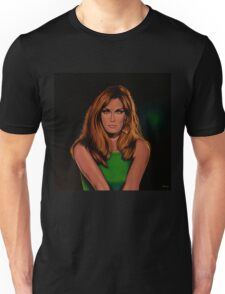 Dalida Portrait Painting Unisex T-Shirt