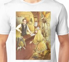 Tammy And The Postmaster Unisex T-Shirt