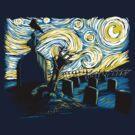 Starry Night Z by ddjvigo