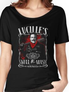 NEGAN JACK DANIEL'S MASHUP Women's Relaxed Fit T-Shirt