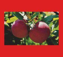 Apples, Apples, Apples One Piece - Short Sleeve