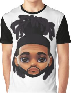 The weeknd 10 Graphic T-Shirt