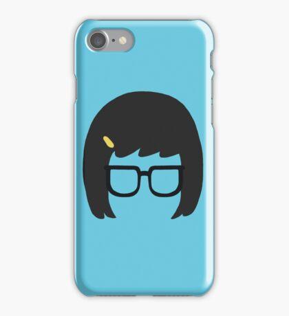 Tina Silhouette iPhone Case/Skin