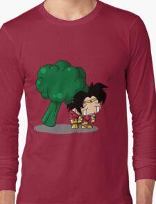 Brolly Broccoli Long Sleeve T-Shirt