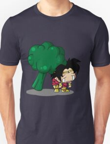 Brolly Broccoli Unisex T-Shirt
