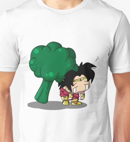 Brolly Broccoli Unisex T-Shirt