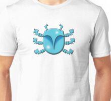 Blue Beetle Scarab Unisex T-Shirt