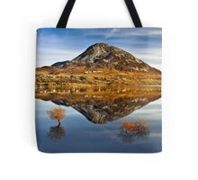 Tranquil Errigal - Ireland Tote Bag