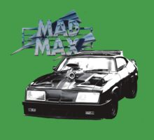 Mad Max Interceptor Kids Clothes