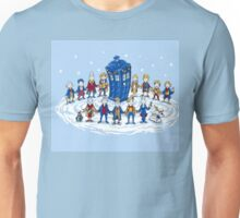 Doctor Who - Doctor Seuss Christmas Unisex T-Shirt